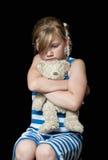 Przemoc domowa Fotografia Stock