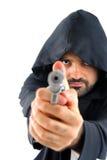 przemocy Fotografia Stock