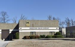Przemysłowy Sprzedaże Firmy, Memphis, TN zdjęcie royalty free