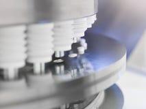 Przemysł Farmaceutyczny Zdjęcia Stock