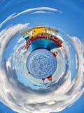 przemysłowa planeta Fotografia Royalty Free