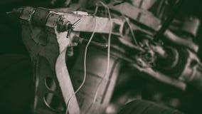 Przemysłowe Płodozmienne Parowozowe Maszynowe fotografie zdjęcia stock
