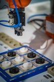 Przemysłowej nauki Reserch laboratorium instrument obrazy stock