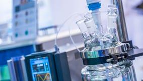 Przemysłowej nauki wyposażenie W laboratorium obraz stock