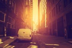 Przemysłowy Chicago fotografia royalty free