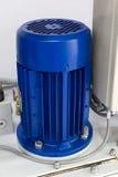 Przemysłowy elektryczny silnik Fotografia Stock