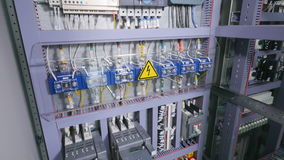 Przemysłowy elektryczny stojak zbiory