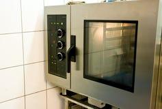 przemysłowy piekarnik fotografia stock