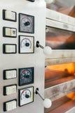 przemysłowy piekarnik zdjęcie stock