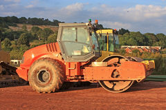 Przemysłowy rolownik obrazy stock
