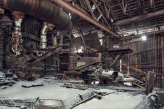 Przemysłowy tło Zdjęcia Stock