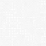 Przemysłowy technologiczny abstrakcjonistyczny tło - rurociąg wektor g Zdjęcia Royalty Free