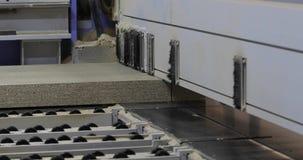 Przemysłowy wnętrze, meblarska fabryka, meblarska produkcja, zbiory