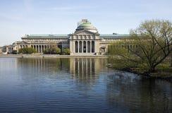 przemysłu muzeum nauka obraz royalty free