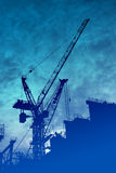 przemysł budowlany Zdjęcie Royalty Free