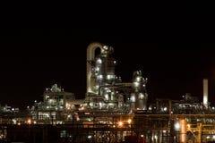przemysł noc zdjęcia stock