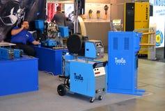 Przemysłowa maszyneria, produkci agregacja Fotografia Royalty Free