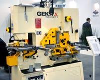Przemysłowa maszyneria, produkci agregacja Obraz Royalty Free