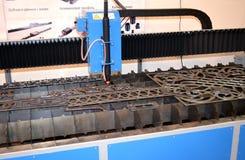 Przemysłowa maszyneria, produkci agregacja Fotografia Stock