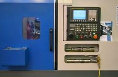 Przemysłowa maszyneria, produkci agregacja Obrazy Stock