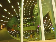 Przemysłowi reflexions Zdjęcie Stock