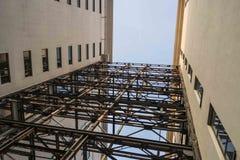 Przemysłowy Philips teren Strijp S Zdjęcie Stock
