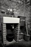 Przemysłowy washroom Obraz Stock