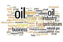 Przemysł paliwowy Zdjęcia Stock