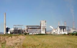 Przemysłu krajobrazowy widok Zdjęcie Stock