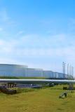 przemysłu olej Zdjęcia Stock