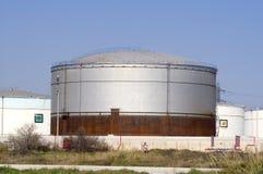 przemysłu produkt naftowy Fotografia Stock