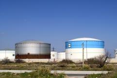 przemysłu produkt naftowy Obraz Royalty Free