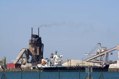 przemysłu produkt naftowy Obraz Stock