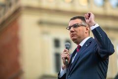 Przemyslaw Wipler - Polski polityk, członek parlamentu VII konwokacja Fotografia Royalty Free