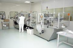 przemysłu środek farmaceutyczny Obrazy Stock
