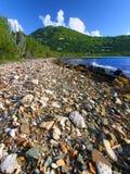 Przemytnicy Zakrywają Tortola BVI Fotografia Royalty Free