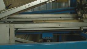 Przeniesienie karton maszyna dla produkcji kartony zbiory