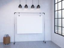 Przenośne urządzenie deska w pokoju Fotografia Stock