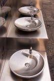 Przenośne urządzenie woda Obraz Royalty Free