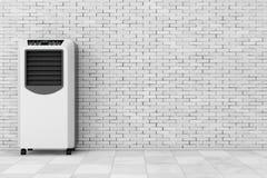 Przenośny Mobilny pokoju powietrza Conditioner świadczenia 3 d royalty ilustracja