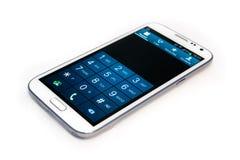 Przenośny telefon Zdjęcie Royalty Free