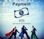 Przepływu Gotówki Biznesowego pieniądze Pieniężny pojęcie Obrazy Royalty Free