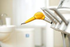 przepływu lotniczy stomatologiczny narzędzie Obraz Stock