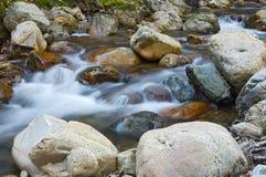 przepływ wody Obraz Stock