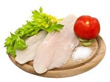 przepasuje rybi świeżego obrazy royalty free