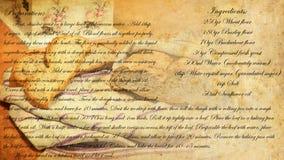 Przepis dla chleba przygotowywał od banatki, jęczmienia i gryki mąka Obraz Stock