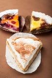 Przepis dla jabłczanego kulebiaka robić torta lub, pojęcie obrazy stock