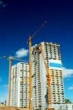 Przeprowadzająca etapami budowa dom 3 Obraz Royalty Free