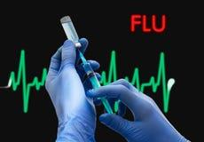 Przerwy grypa zdjęcia royalty free