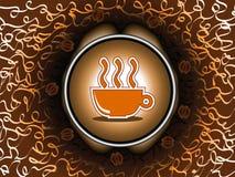 przerwy kawy wektor Fotografia Royalty Free